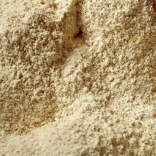 Мука пшеничная цельнозерновая, 100 г