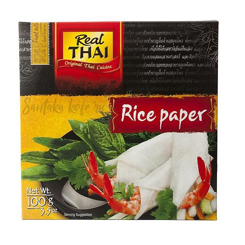 Рисовая бумага 16 см, 100 г