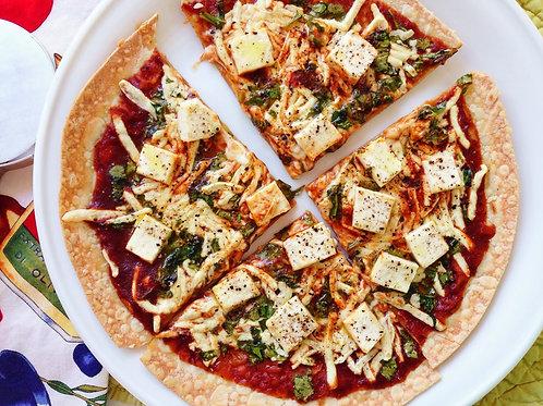 Пицца с тофу, 30 см