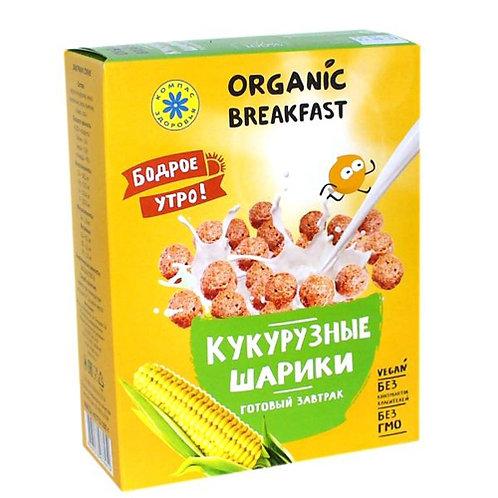 """Сухой завтрак """"Кукурузные шарики"""", 100 г"""