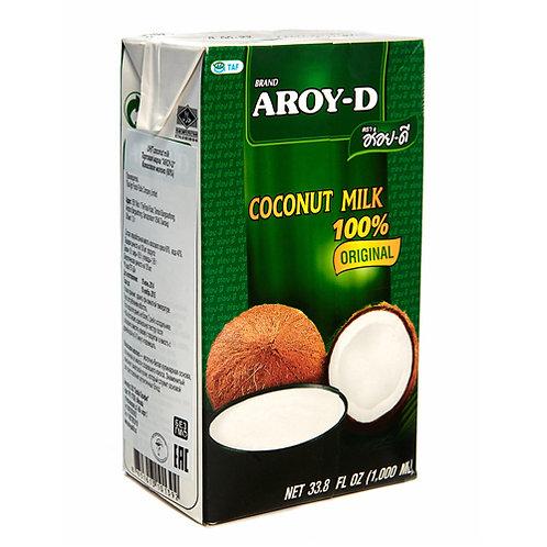 Кокосовое молоко Aroy-D