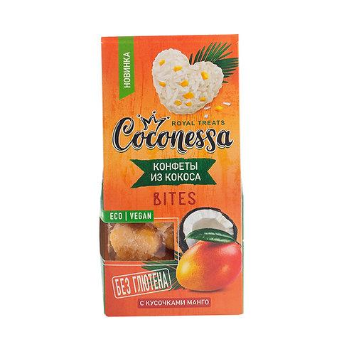 """Конфеты кокосовые """"Манго"""", 90 г"""