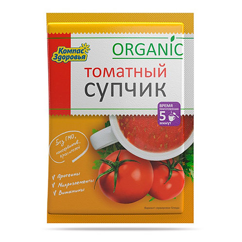 """Суп-пюре """"Томатный"""", 30 г"""
