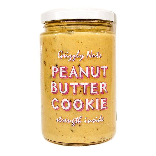 Арахисовая паста финиковая Cookie, 370 г