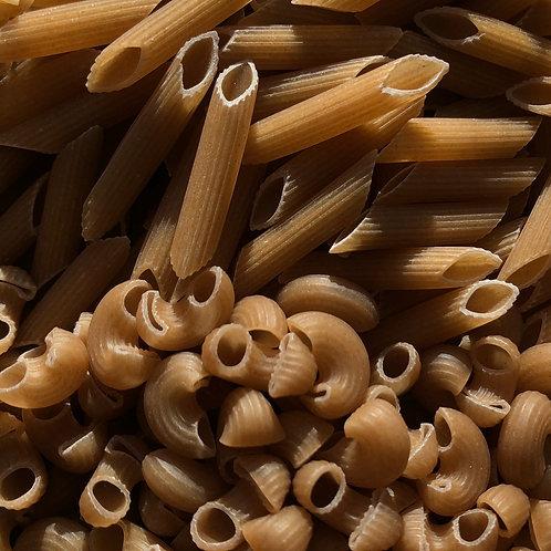 Макароны цельнозерновые из пшеницы, 100 г