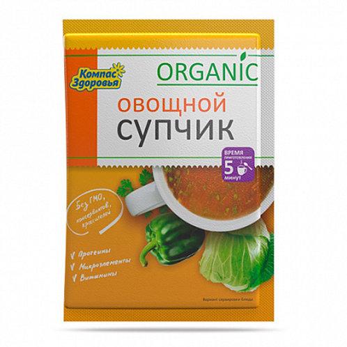 """Суп-пюре """"Овощной"""", 30 г"""