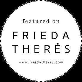 Handgemachter Haarschmuck featured on Frieda Theres