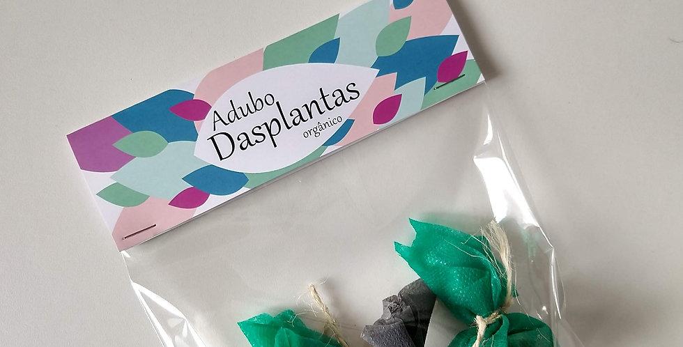Adubo DASPLANTAS (3 trouxinhas)