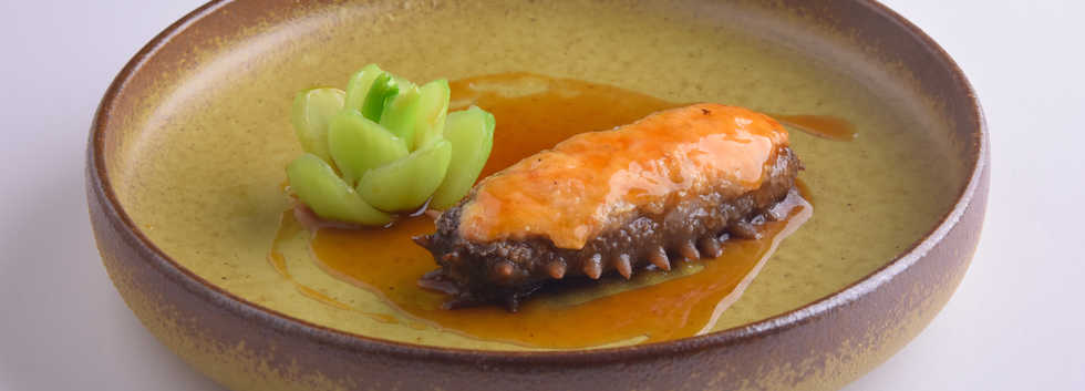 seafood_Braised Guandong Sea Cucumber St