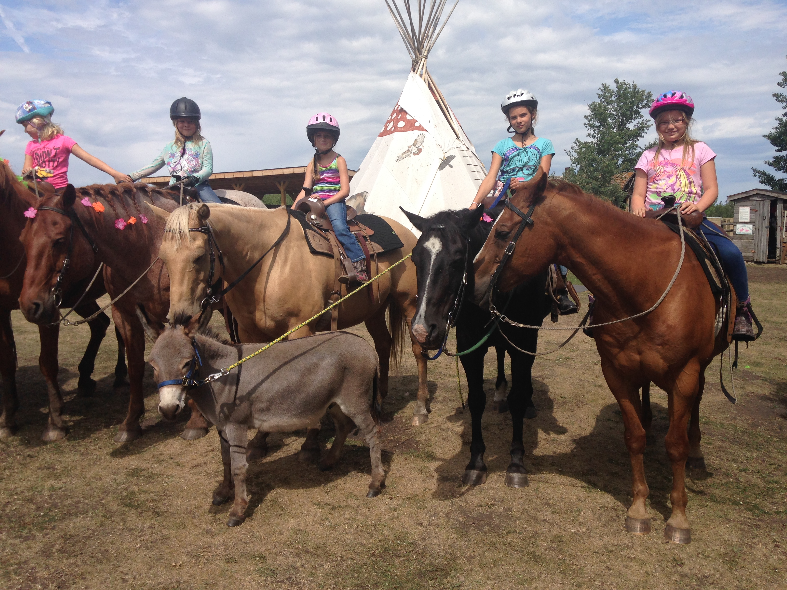 AHorseback Riding Lloydminster