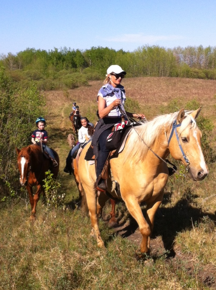 Horseback Riding Lloydminster