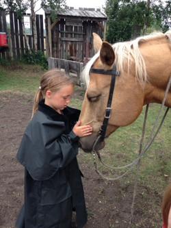 Horseback Riding Lloydminster