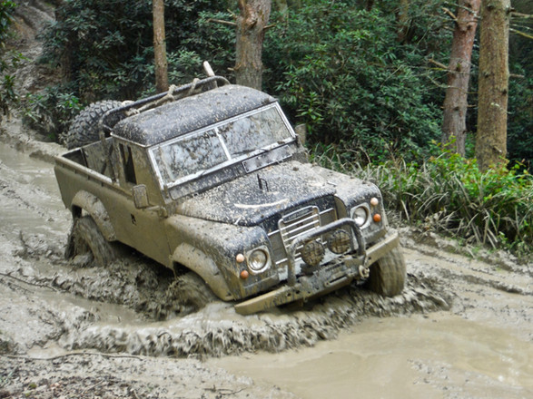 Through The Mud