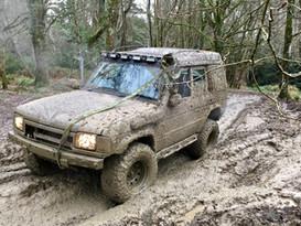 Mud Paint Job