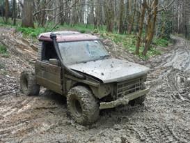 Custom Range Rover 2