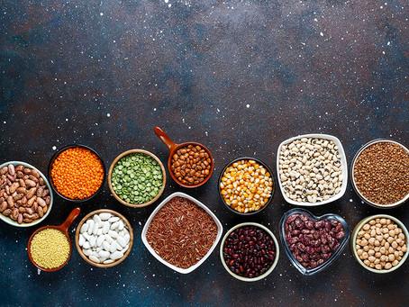 Importancia de las legumbres en la dieta diaria