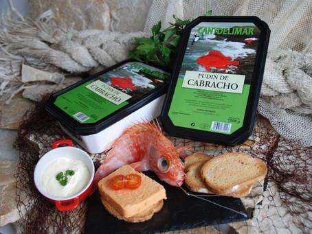 Pudin de Cabracho, un plato para cualquier momento del día