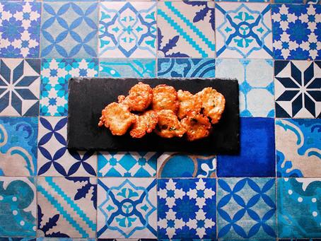 """""""Tarbinas"""": hoy cocinamos con bacalao desmigao"""