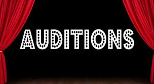Auditions! Feb. 9, 2020