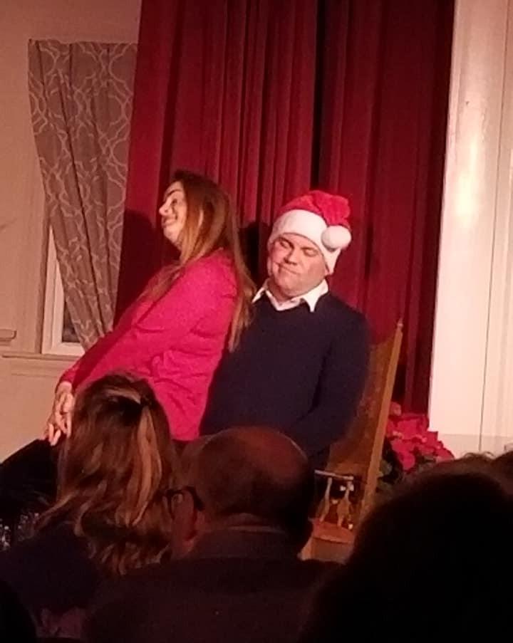 Julie Butler and Donald Sheehan
