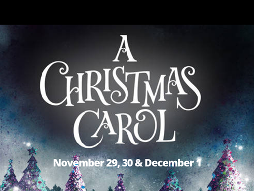 """URGENT: ACTORS/VOCALISTS NEEDED FOR """"A CHRISTMAS CAROL"""""""