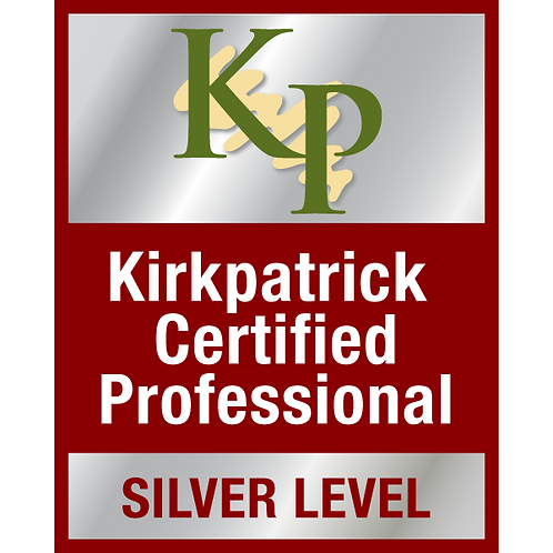 Kirkpatrick Certified Program - Silver (2020.11.21)