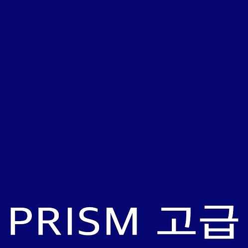 """PRISM 고급"""