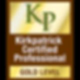 Kirkpatrick-Certified-Professional-Gold-
