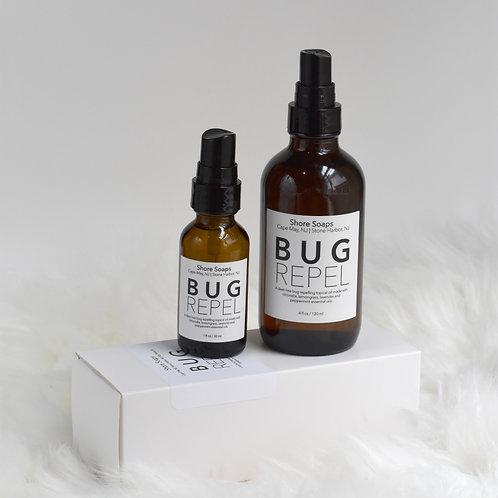 BUG REPEL Natural Bug Spray // Chemical Free // Citronella Lemongrass Lavender P