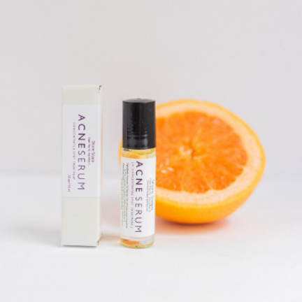 ACNE SERUM // Roll On Spot Treatment // Essential Oils // Natural Skincare // Pr