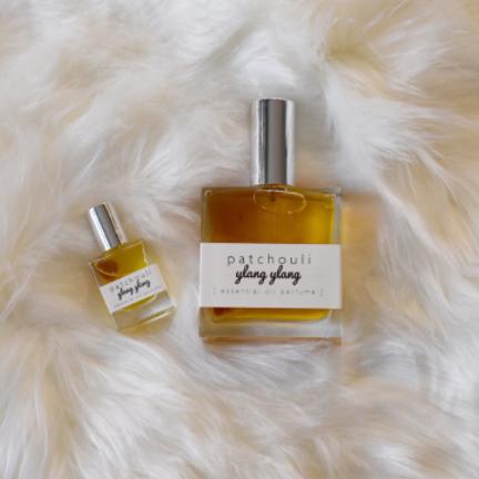 Essential Oil Perfume // Fragrance // Chemical Free / Aromatherapy Grade Essenti