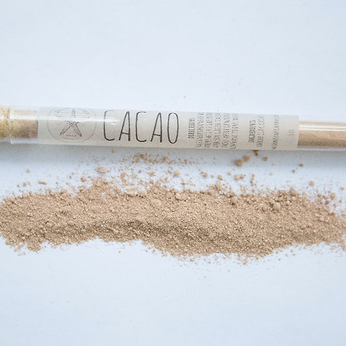 TEST TUBE CACAO CLAY MASK