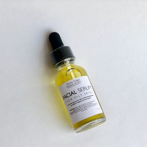 FACIAL SERUM - [ OILY SKIN ]