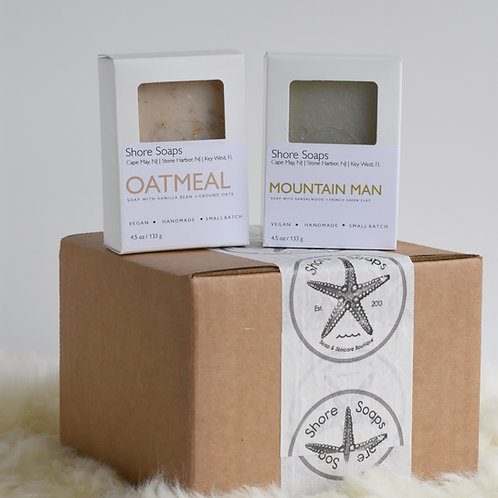 2-Bar Soap of the Month Club!
