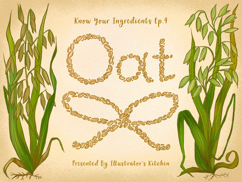 Know Your Ingredients Ep.4 Oat