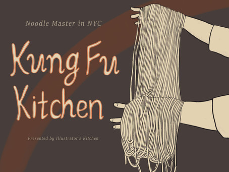 Noodle Master in NYC: Kung Fu Kitchen