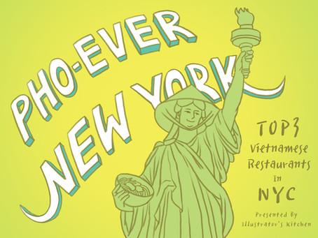 Top 3 Vietnamese Restaurants in NYC: Saigon Shack, Madame Vo and Hello Saigon