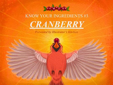 Know Your Ingredients Ep.3 Cranberry