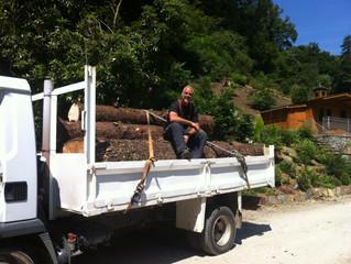 Mobile Lumber Milling