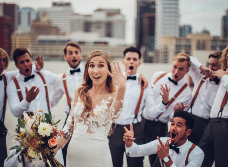 The Perfect Downtown San Diego Wedding