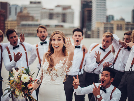 The Perfect Downtown San Diego Wedding