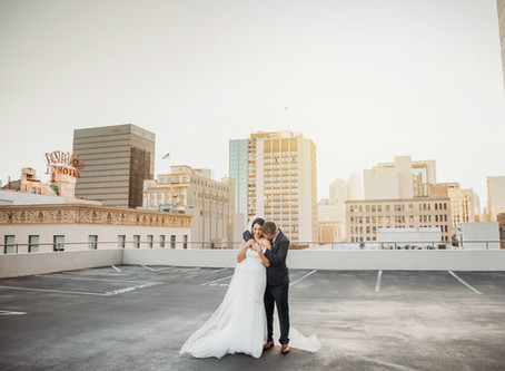 The Perfect Urban Wedding