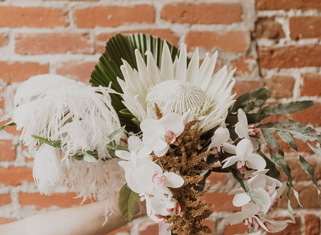 Neutral Tone Fall Wedding Inspiration with BHDLN