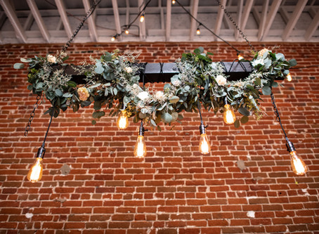 Industrial Chic Inspired Wedding