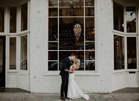 Winter Urban Wedding