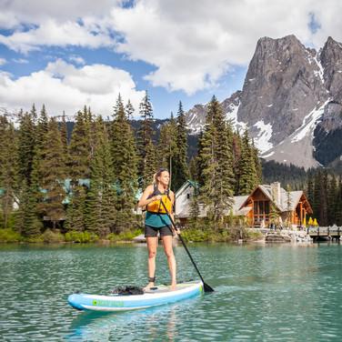 The Iconic Emerald Lake