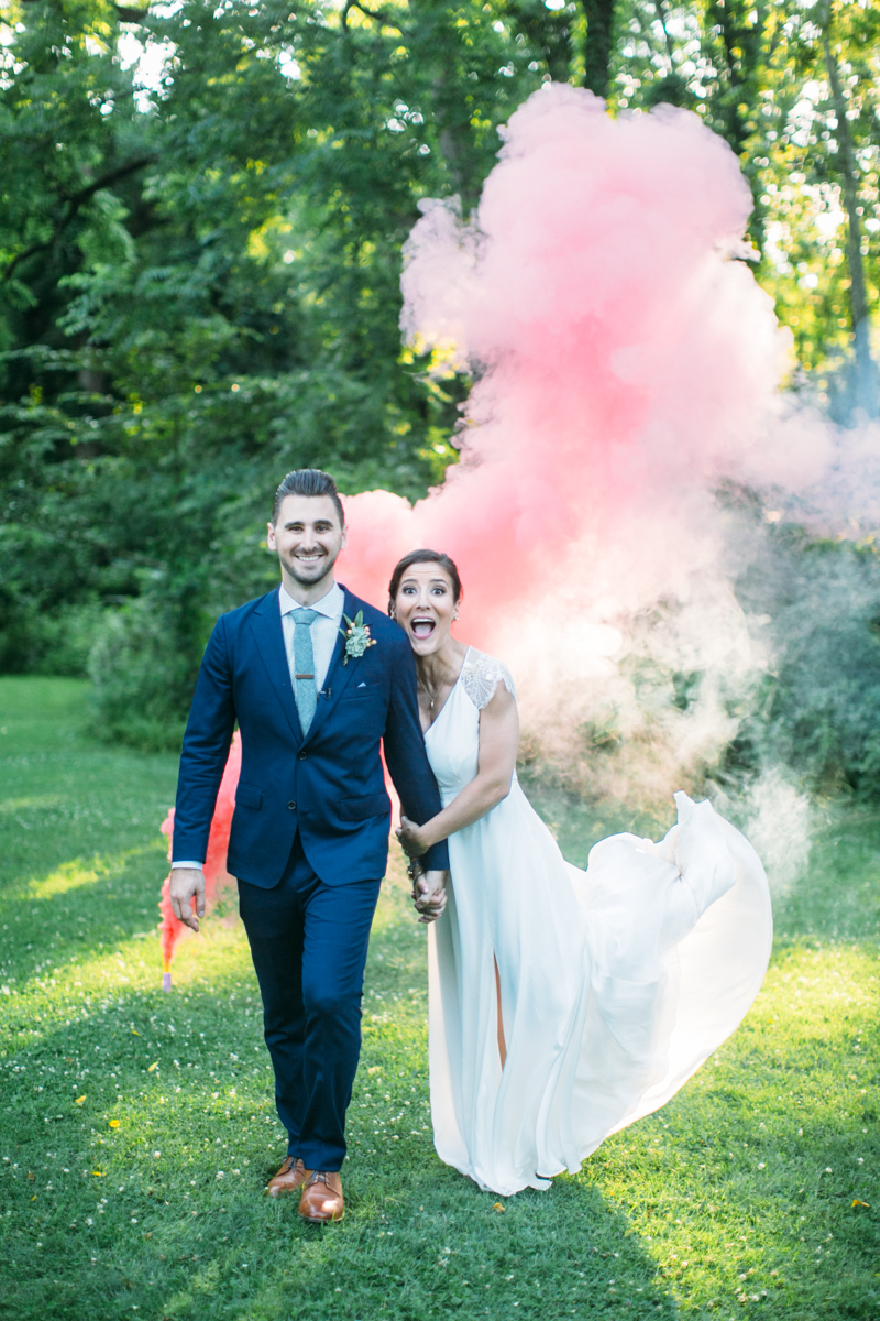 Smoke Bombs!