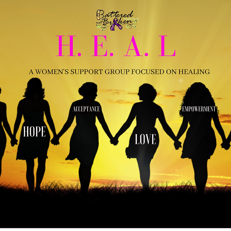 H.E.A.L Virtual Women's Support Group Meeting  August 12, 2021