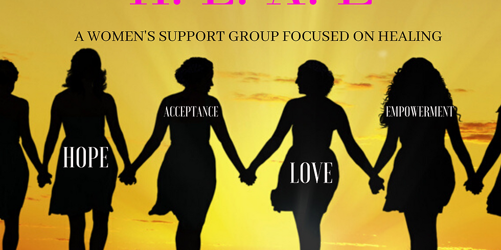 H.E.A.L Virtual Women's Support Group Meeting January 28, 2021