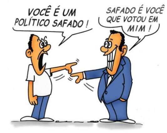 ESTÃO  NOS  ACUSANDO  DE COISA  MUITO  SÉRIA